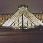 Louvre by PommePechePoire