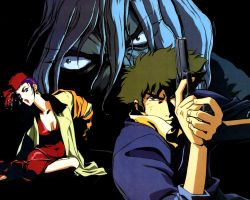 Cowboy Bebop: Vicious by DjG-Wp