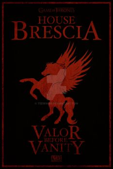 Game of Thrones style House Sigil by teews666