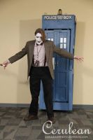 Doctor Who Photoshoot: Ganger 11 by StrangeStuffStudios