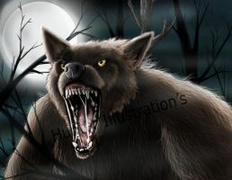 This Is My Territory by HowlingRogueWolf