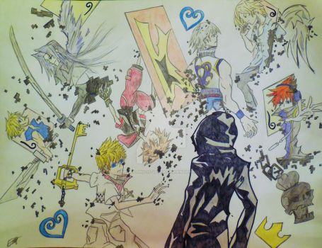 Kh- final world by How-Long-Is-4Ever