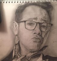 Reece Shearsmith by impwings