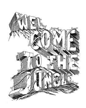 Welcome to the jungle by emreventura
