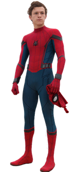 Spider-Man: Homecoming PNG by hollandftmendes