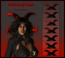 Hellfire for SheHorns by Neyjour