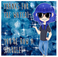 Thanks For The Watch by TheJanie