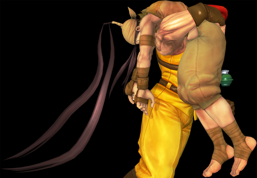 Ibuki Secured 3 by FallenParty