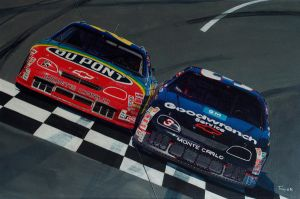 Earnhardt by Inches by hank1