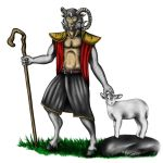 Chinese Zodiac - The Sheep by EarthEvolution