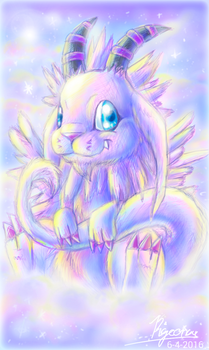 My Little Magny by Pigeona