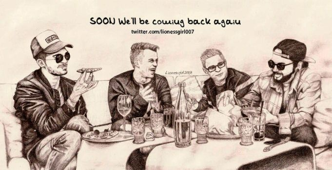 SOON we'll be coming back again by lionessgirl2007