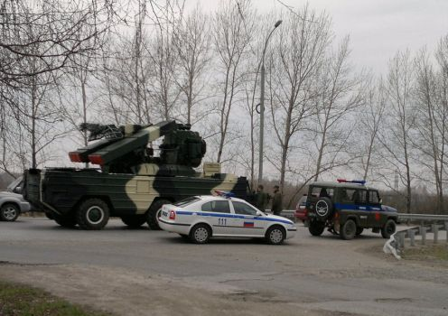Military car5 by birographic