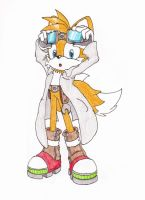 My Tails by Sonikdude750