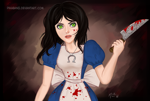 Alice by pikabang