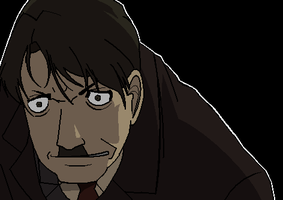 Hitler: FMA by Intuitional-Madness