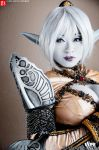 Lineage II - Dark Elf Profile by yayacosplay