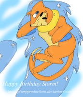 :Happy Birthday Storm: by PlumpProductions