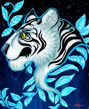 Because Tiger by AngelKiller666