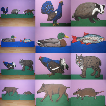 Animal Signs Project - 8 out of 19 by MetaLatias5