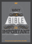 Why The Bible Is Important DVD case by Emberblue