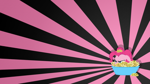 Forever - Pinkie Pie Wallpaper by smokeybacon