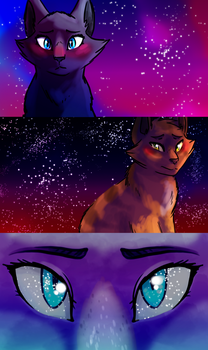 Don't Dull the Sparkle in Your Eyes by ColacatintheHat