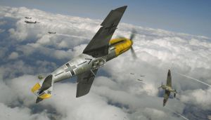 Galland:  Luftwaffe Ace by N0T3R
