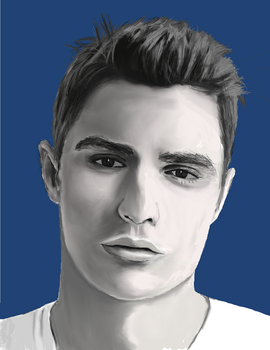 Dave Franco by marvellous-monkey