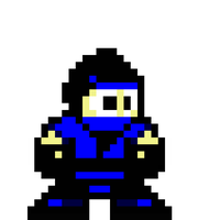 8-Bit Custom Ninja 2 by LPugh