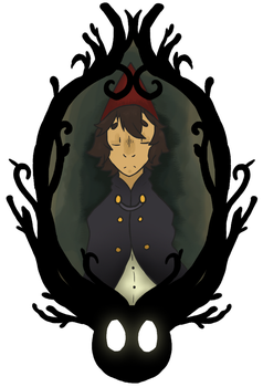 Wirt - Over the garden wall by SaltedTeaLeaves