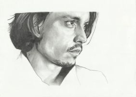 Johnny Depp by sarahmoore1