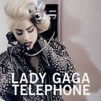 Lady Gaga - Telephone by Battered-Rose