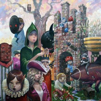 Outside In by jasinski