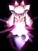 Pokemon the movie 17th - Diancie
