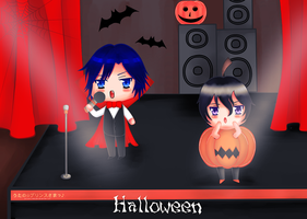 Uta Prince's Halloween by Absolute-King