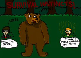 Survival Instincts by RayForAwesome