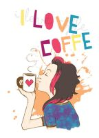 I LOVE COFFE by AleMcAllister