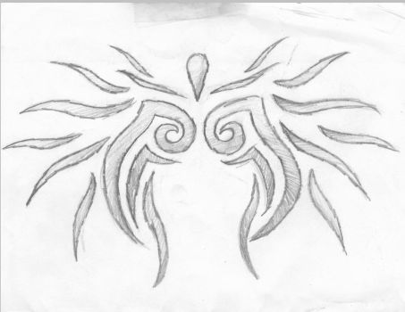 Tattoo Wings :drawn: by FallenDemonAngel