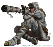 Sharpshooter by Rilez75
