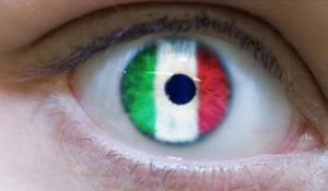 Italian Eye by MisfitSabbath2