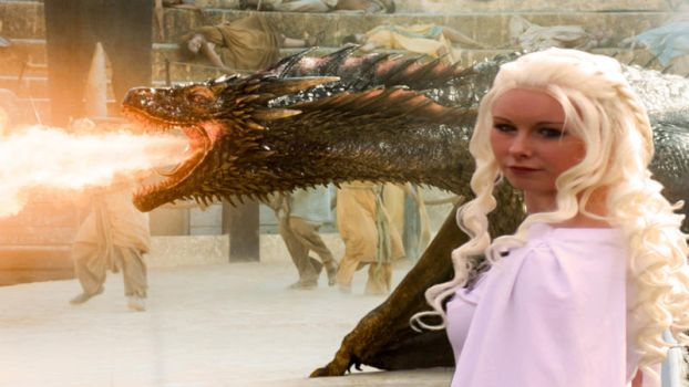 Mother of Dragons by SwordofNyx