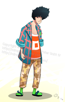 Eugene Redesign by Miropepo