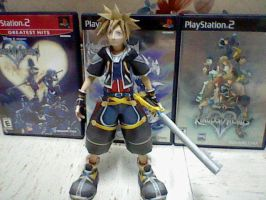 Sora Papercraft 1 by PrincessStacie