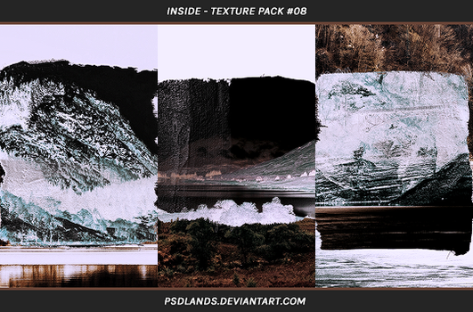 TEXTURE PACK #08 - inside by psdlands