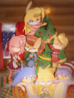 Freedom Fighters Christmas by dahlovesyou