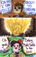 Timey Wimey Time by katseartist