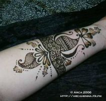 henna mixing by arcanoide