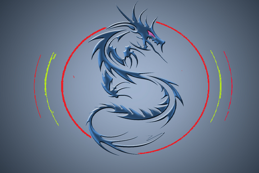 Dragon Symbol by Herbrex