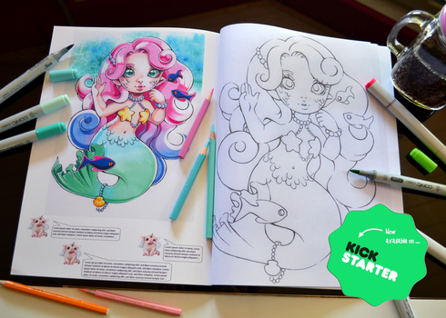 New Coloring Book by Lighane